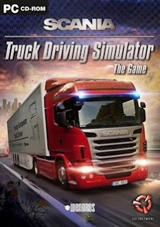 Scania Truck Driving Simulator - PC (Completo em Torrent)