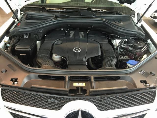 Mercedes GLE 400 4MATIC Coupe sử dụng động cơ V6