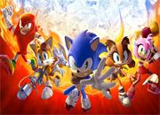 Sonic Friends Puzzle