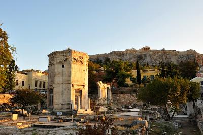 Plaka Athen