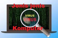 Jenis jenis virus komputer dan cara mengatasinya
