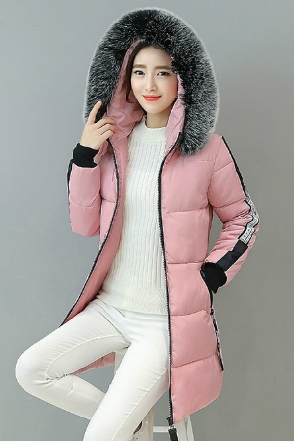 JAKET BULU HOODIE MUSIM DINGIN - JAKET WINTER READY STOCK BIG SIZE - JAKET IMPORT KOREA ASLI