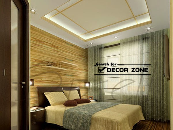 30 false ceiling designs for bedroom, kitchen and dining room