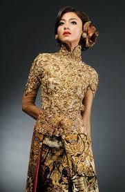 model baju kebaya Wanita Modern terbaru