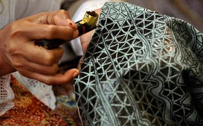 kampung batik - sentra batik Pekalongan