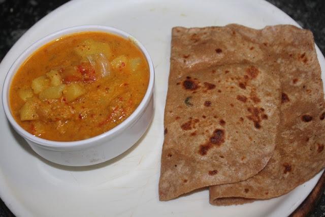 Nutritious Wheat Bran Chapati Recipe - Bran Roti Recipe