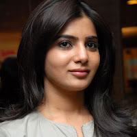 Cute samantha at yvm success meet