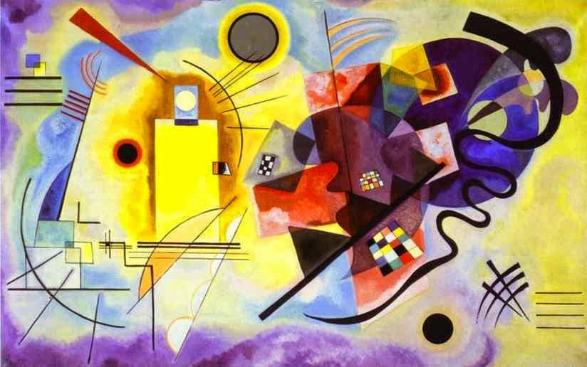Arte Para Ninos Kandinsky Y La Abstraccion Al Alcance De Los Mas