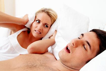 Cara Mengatasi Tidur Mendengkur / Mengorok