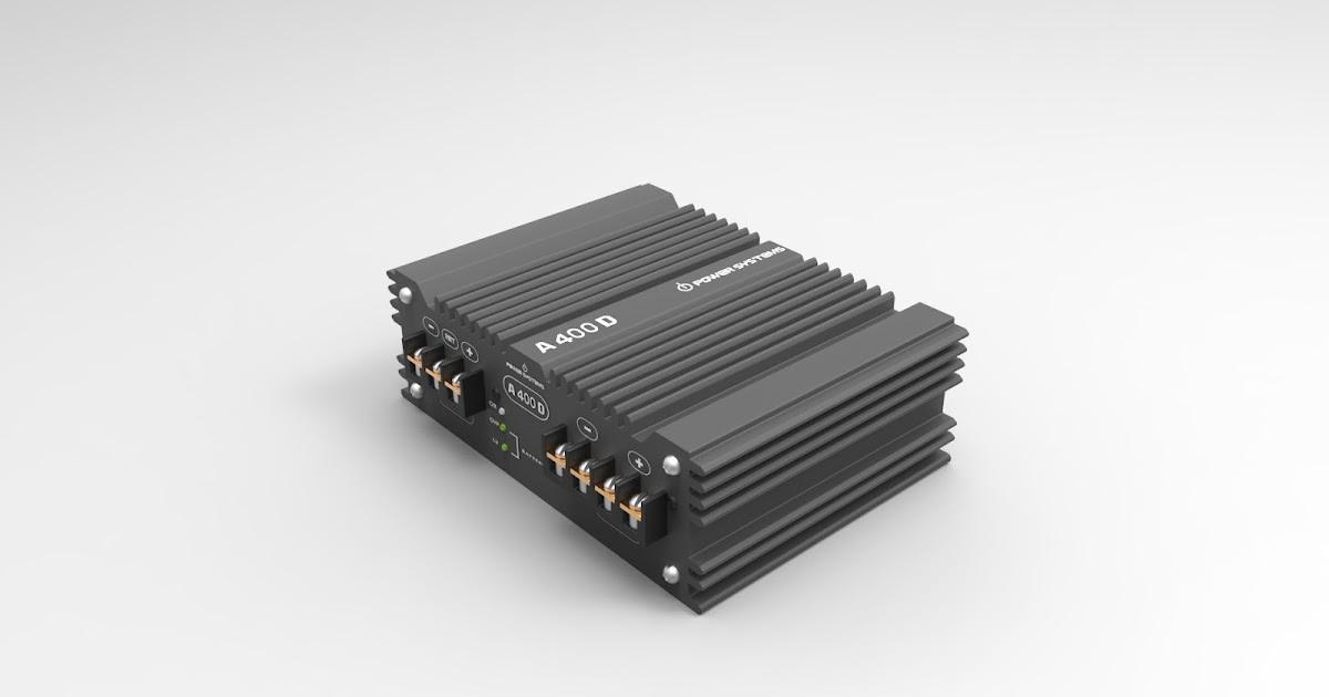 Power System A 400d Equipe Gta D Luxo