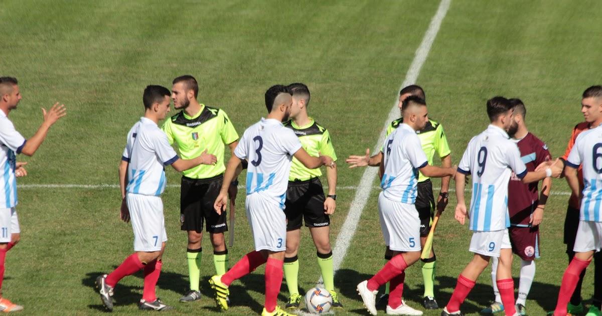 Ottavi andata coppa italia: sorso - stintino 3-3