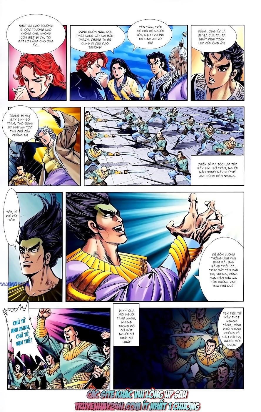 Cơ Phát Khai Chu Bản chapter 117 trang 31