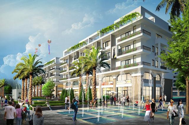 Nhà phố thương mại - Shophouse Mon Bay