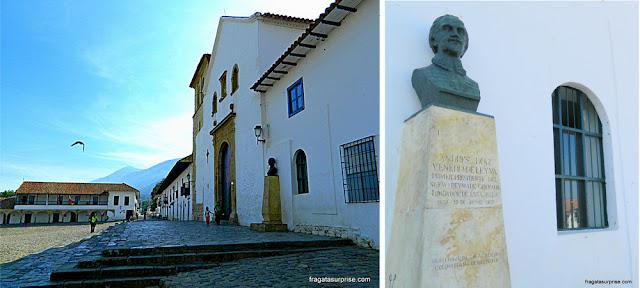 Catedral de Villa de Leyva e sede do Cabildo