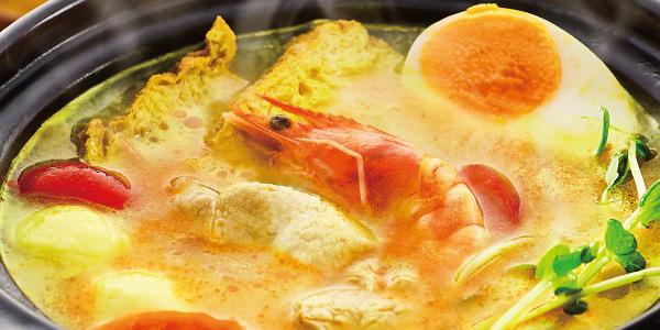 廚霸子火鍋湯底 秘製咖哩鍋