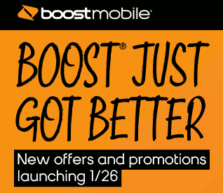 Boost Just Got Better banner