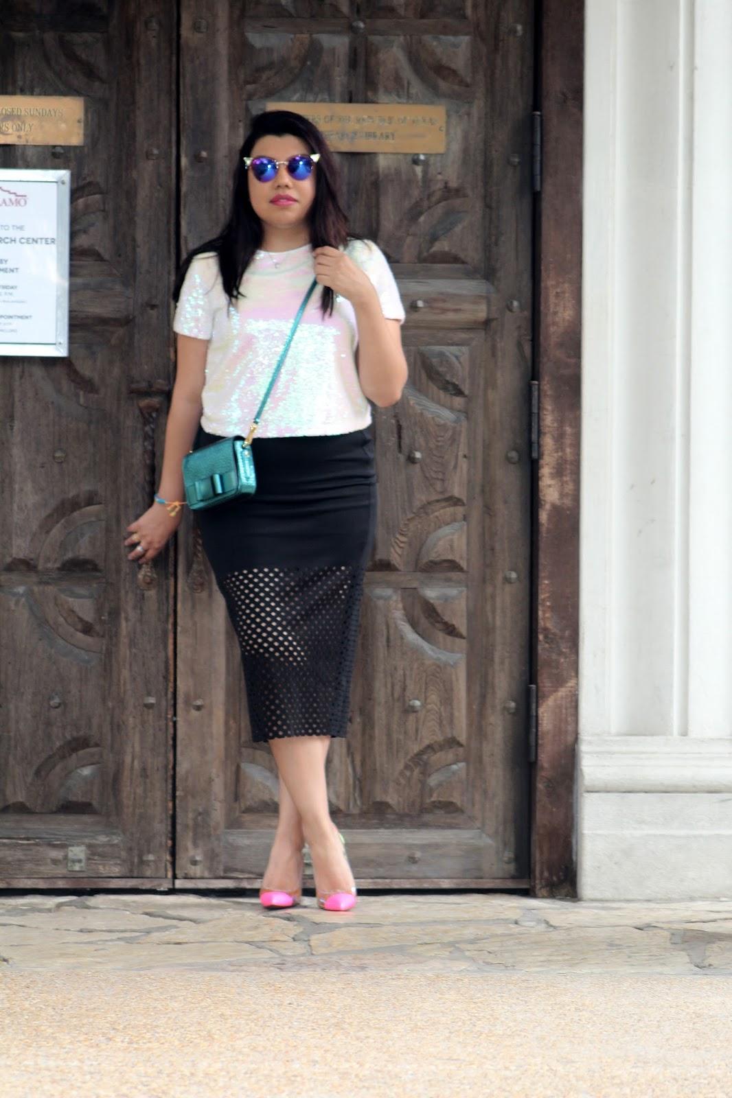 The Neon Factor fashion blog