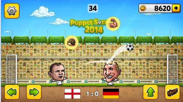 Puppet Soccer 2014 Mod Apk v1.0.118 (Unlimited Money) for