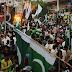 پاکستان میں یوم آزادی کا جشن : سبز ہلالی پرچموں کی بہار