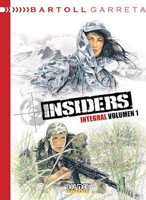 Insiders (Integral 1) - Jean-Claude Bartoll, Renaud Garreta (2016)