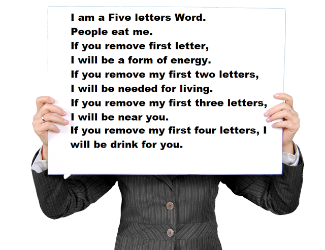 If you remove my first three letters, I will be near you. If you remove my first four letters, I will be drink for you.