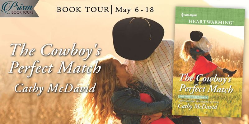 It's the Grand Finale for THE COWBOY'S PERFECT MATCH by Cathy McDavid!