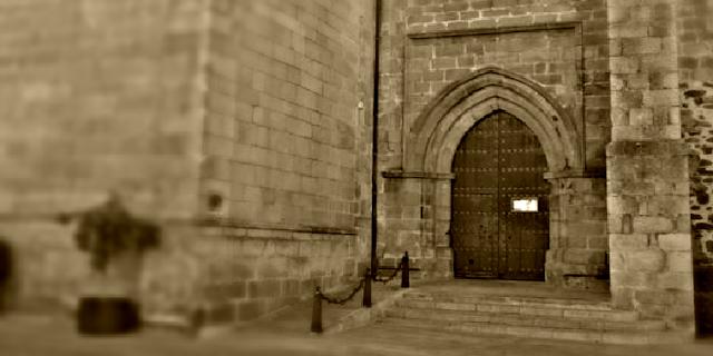 Cáceres iglesia de san Juan