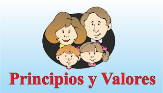 FAMILIA Y VALORES: LOS VALORES