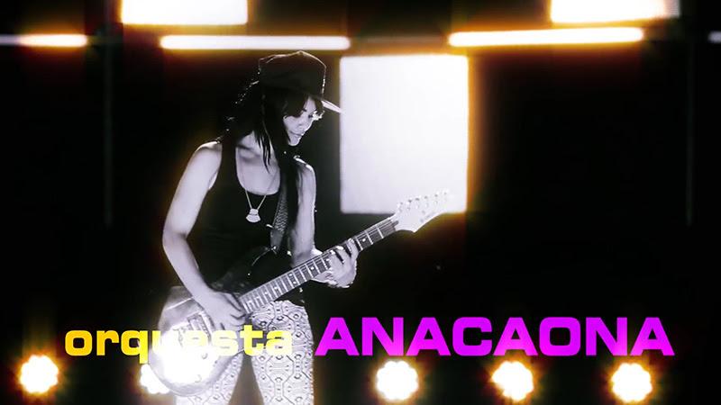 Orquesta Anacaona Ft. Ángeles - ¨Salir a bailar¨ - Videoclip - Dirección: Manuel Ortega. Portal Del Vídeo Clip Cubano - 02