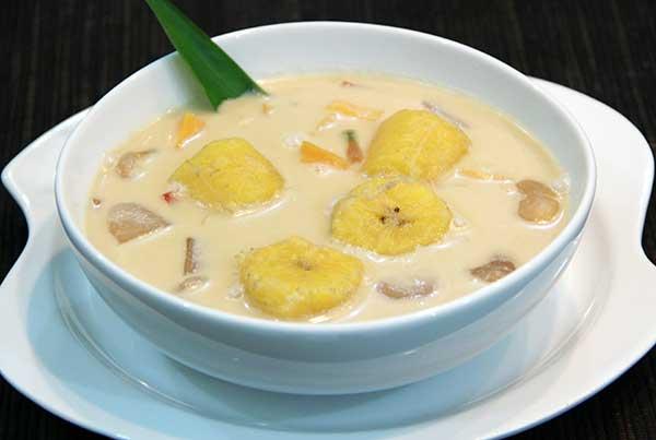 menu buka puasa kolak pisang