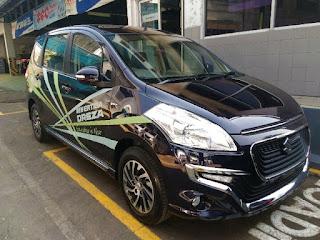 Suzuki new ertiga dreza 2016 Terbaru