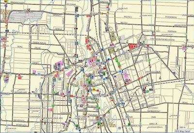 Peta Jalan Medan