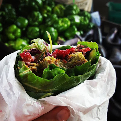 baltimore-farmers-market-falafel-wrap-farm-to-face