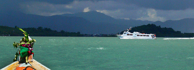 Andaman Sea Cruising