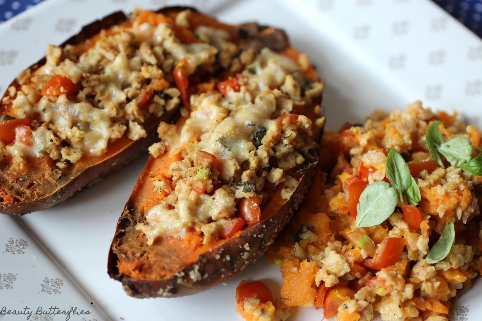 süßkartoffeln rezepte vegetarisch