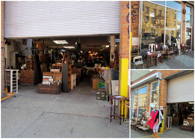 Mille Fiori Favoriti: Thrift Shopping in Williamsburg, Brooklyn
