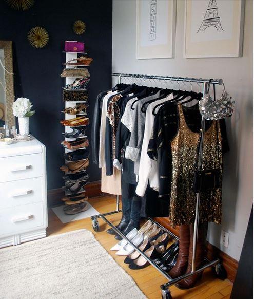 Ideas para organizar tu ropa hoy bella consejos de for Ideas para disenar ropa