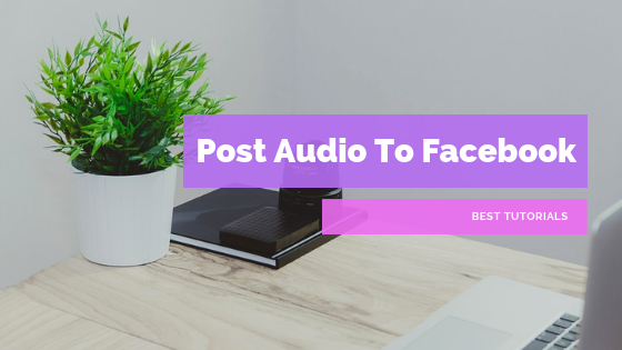 How To Post A Song On Facebook