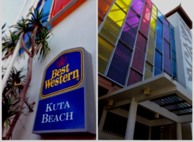 Menikmati Sensasi Modern Minimalis di BEST WESTERN Kuta Beach