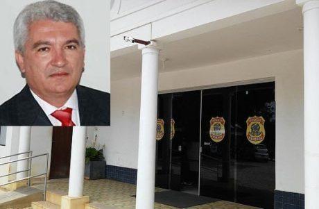 Prefeito de Riacho de Santana é preso pela Polícia Federal