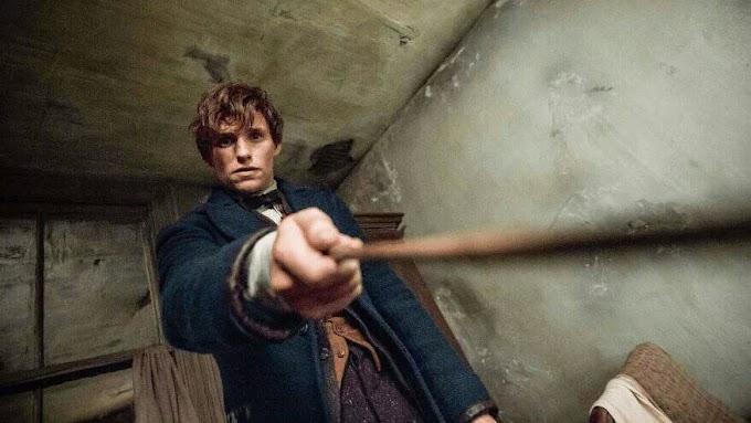 Eddie Redmayne pegou dicas de varinhas com Daniel Radcliffe, Emma Watson e Rupert Grint