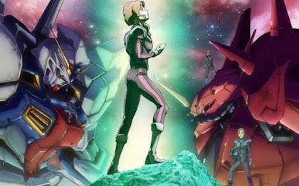Mobile Suit Gundam: Twilight Axis Episódio 8