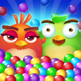 Game Android Bubble Shooter : Bird Rescue Download