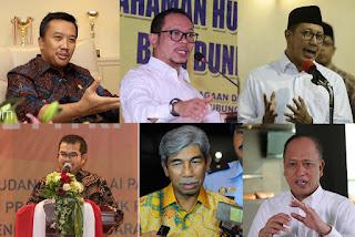 6 Santri yang Jadi Mentri di era Jokowi