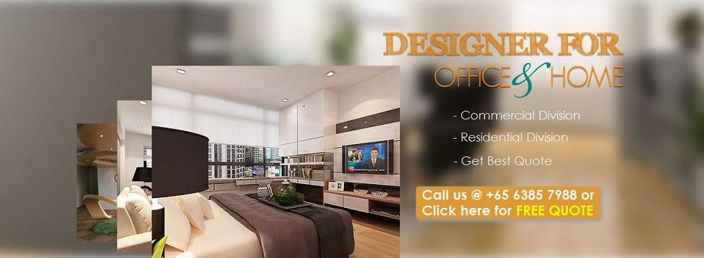 office interior design company in singapore