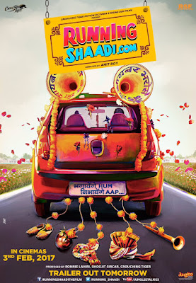Taapsee Pannu Unveiled 'Running Shaadi.Com' First Look Posters