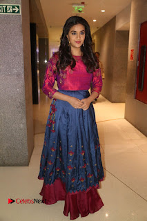 Actress Keerthi Suresh Stills at Remo Success Meet  0156.JPG