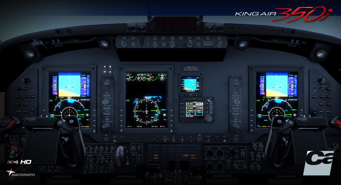 FSX/P3D] Carenado Beechcraft King Air 350i - Master Addons