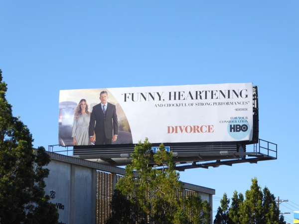 Divorce consideration 2016 billboard