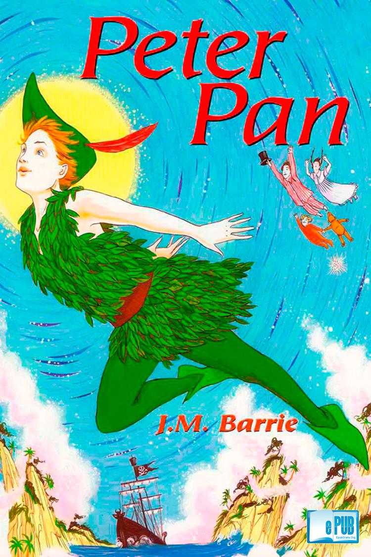 Peter Pan – J M Barrie